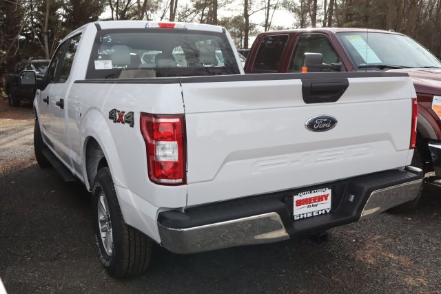 2020 F-150 SuperCrew Cab 4x4, Pickup #YA55487 - photo 2