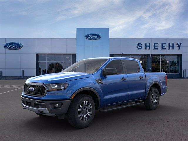 2020 Ford Ranger SuperCrew Cab 4x4, Pickup #YA57085 - photo 4
