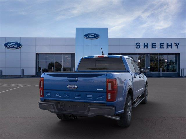 2020 Ford Ranger SuperCrew Cab 4x4, Pickup #YA57085 - photo 2
