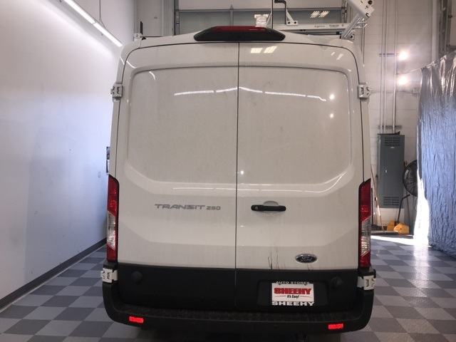 2019 Transit 250 Med Roof 4x2,  Ranger Design Upfitted Cargo Van #YA63406 - photo 15