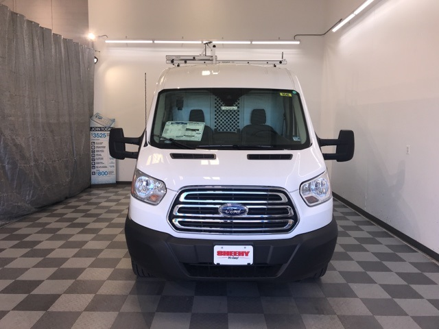 2019 Transit 250 Med Roof 4x2,  Ranger Design Upfitted Cargo Van #YA63406 - photo 5