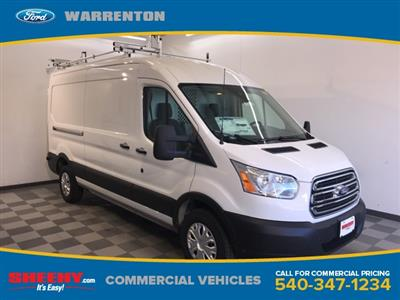 2019 Transit 250 Med Roof 4x2,  Ranger Design Upfitted Cargo Van #YA63406 - photo 1