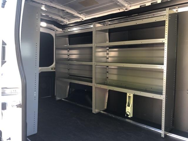 2019 Transit 250 Med Roof 4x2,  Adrian Steel Commercial Shelving Upfitted Cargo Van #YA65260 - photo 21