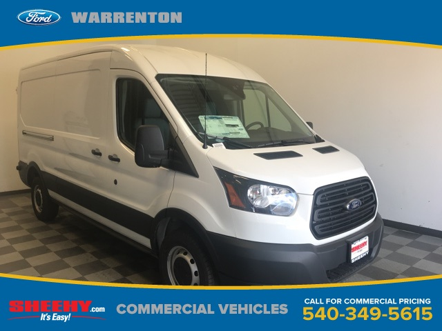 2019 Transit 250 Med Roof 4x2,  Adrian Steel Upfitted Cargo Van #YA65260 - photo 1
