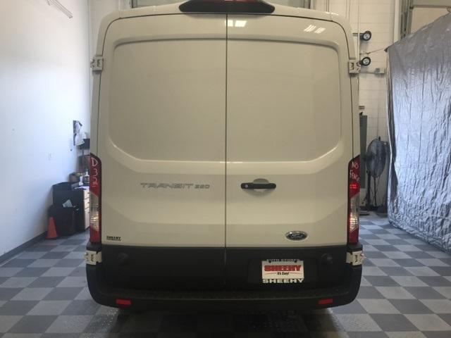 2019 Transit 250 Med Roof 4x2,  Adrian Steel Commercial Shelving Upfitted Cargo Van #YA65260 - photo 12