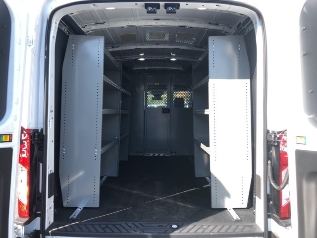2019 Transit 250 Med Roof 4x2,  Adrian Steel Commercial Shelving Upfitted Cargo Van #YA65260 - photo 13