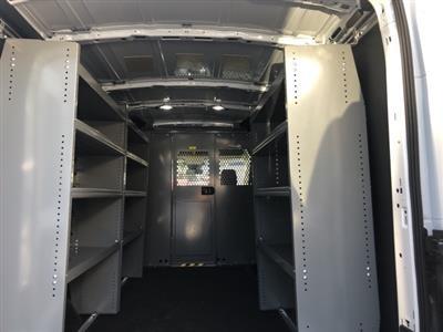 2019 Transit 250 Med Roof 4x2,  Adrian Steel Commercial Shelving Upfitted Cargo Van #YA65260 - photo 2
