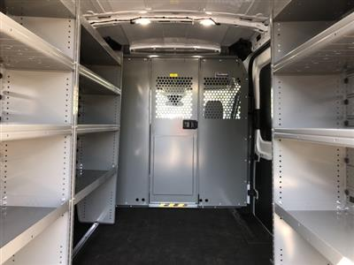 2019 Transit 250 Med Roof 4x2,  Adrian Steel Commercial Shelving Upfitted Cargo Van #YA65260 - photo 3