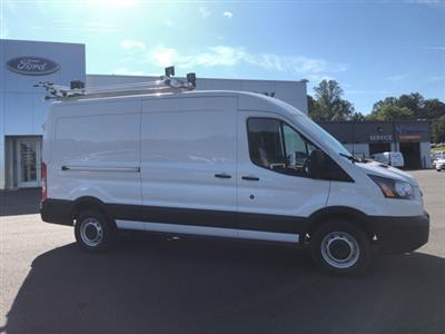 2019 Transit 250 Med Roof 4x2,  Adrian Steel Commercial Shelving Upfitted Cargo Van #YA65260 - photo 17