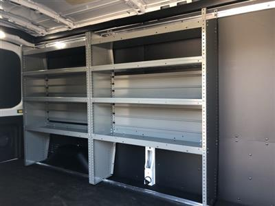 2019 Transit 250 Med Roof 4x2,  Adrian Steel Commercial Shelving Upfitted Cargo Van #YA65260 - photo 18