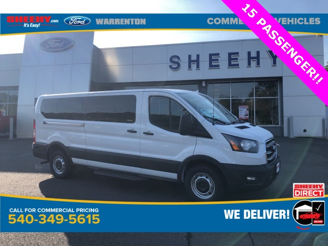 2020 Ford Transit 350 Low Roof RWD, Passenger Wagon #YA68280 - photo 1