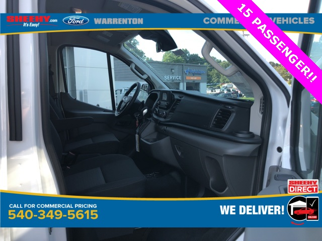 2020 Ford Transit 350 Low Roof RWD, Passenger Wagon #YA68280 - photo 5