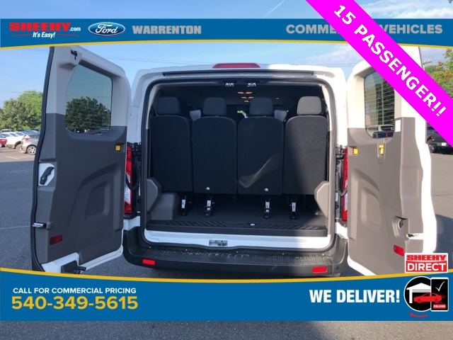 2020 Ford Transit 350 Low Roof RWD, Passenger Wagon #YA68280 - photo 8