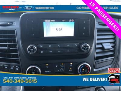 2020 Ford Transit 350 Low Roof RWD, Passenger Wagon #YA68280 - photo 11