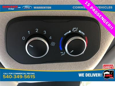 2020 Ford Transit 350 Low Roof RWD, Passenger Wagon #YA68280 - photo 14