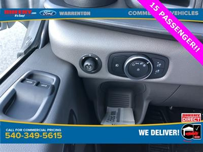 2020 Ford Transit 350 Low Roof RWD, Passenger Wagon #YA68280 - photo 16