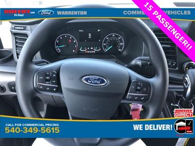 2020 Ford Transit 350 Low Roof RWD, Passenger Wagon #YA68280 - photo 17