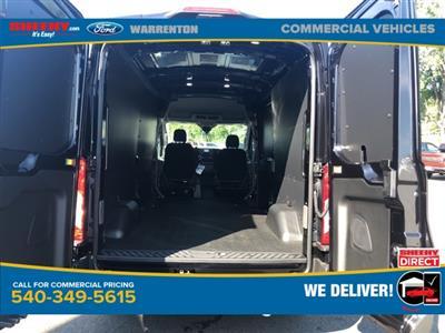 2020 Ford Transit 250 Med Roof RWD, Empty Cargo Van #YA68333 - photo 2
