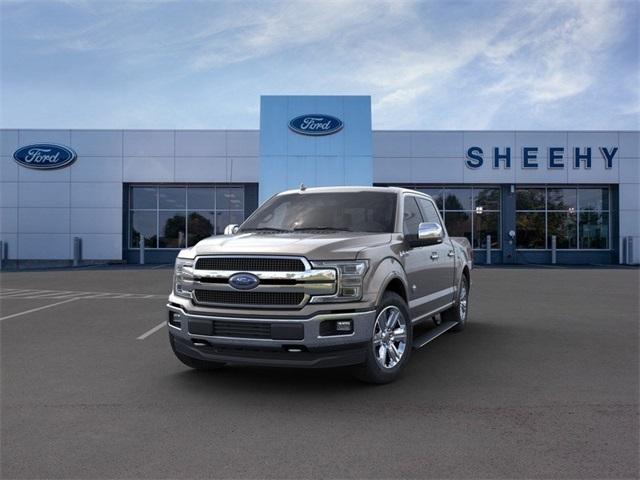 2020 F-150 SuperCrew Cab 4x4, Pickup #YA69286 - photo 3