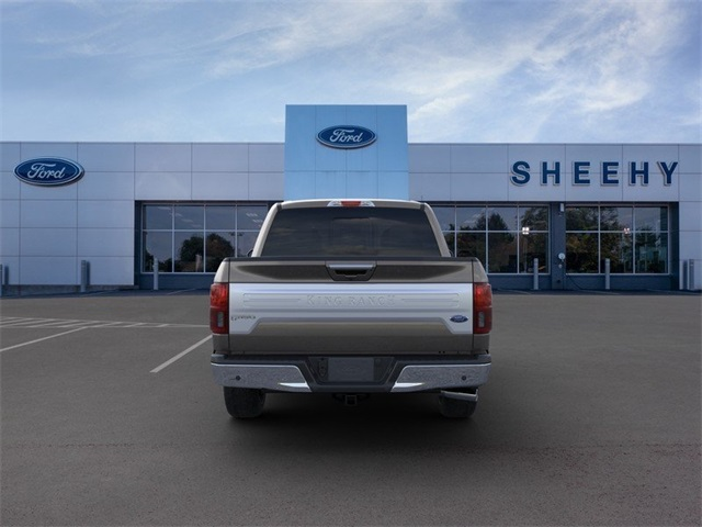 2020 F-150 SuperCrew Cab 4x4, Pickup #YA69286 - photo 5