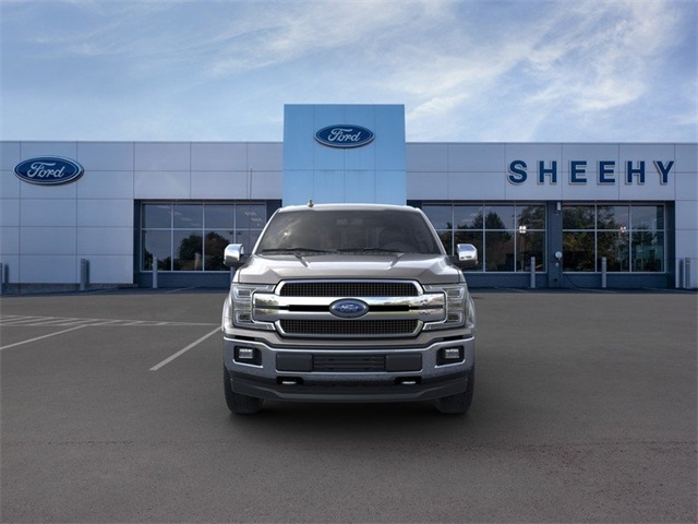 2020 F-150 SuperCrew Cab 4x4, Pickup #YA69286 - photo 6