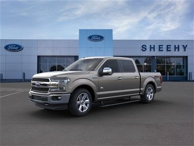 2020 F-150 SuperCrew Cab 4x4, Pickup #YA69286 - photo 1