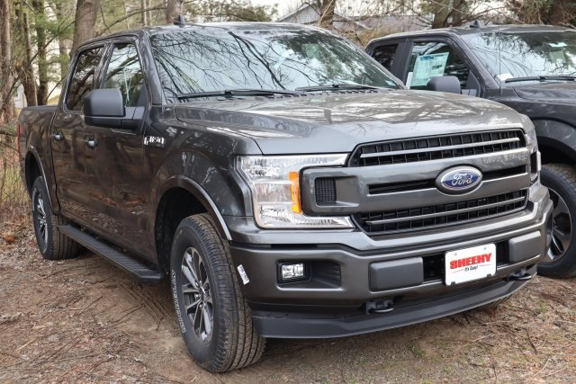 2020 F-150 SuperCrew Cab 4x4, Pickup #YA69290 - photo 1