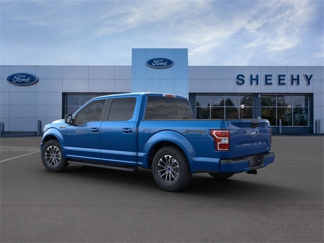 2020 F-150 SuperCrew Cab 4x4, Pickup #YA69292 - photo 4