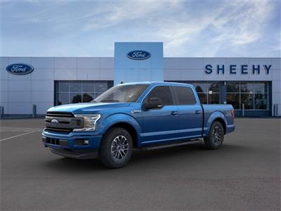 2020 F-150 SuperCrew Cab 4x4, Pickup #YA69292 - photo 1