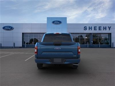 2020 F-150 SuperCrew Cab 4x4, Pickup #YA69292 - photo 5