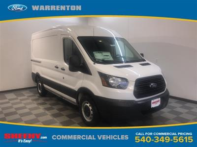 2019 Transit 150 Med Roof 4x2,  Empty Cargo Van #YA74179 - photo 1