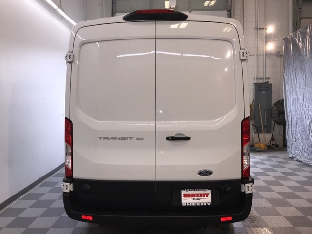 2019 Transit 150 Med Roof 4x2,  Empty Cargo Van #YA74180 - photo 13