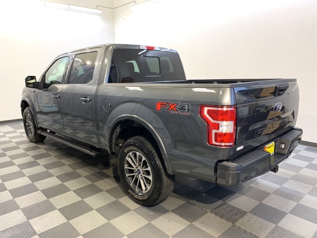2019 F-150 SuperCrew Cab 4x4,  Pickup #YA75661 - photo 2
