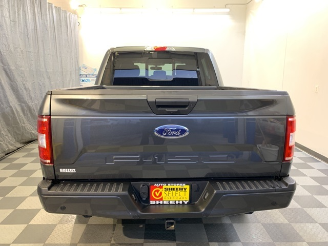 2019 F-150 SuperCrew Cab 4x4,  Pickup #YA75661 - photo 7