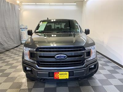 2019 F-150 SuperCrew Cab 4x4,  Pickup #YA75661 - photo 5
