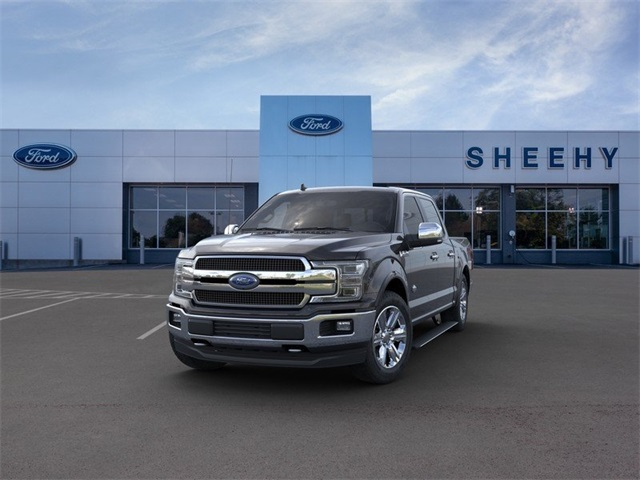 2020 F-150 SuperCrew Cab 4x4, Pickup #YA77752 - photo 1