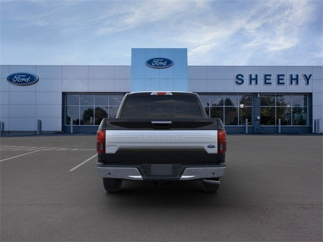 2020 F-150 SuperCrew Cab 4x4, Pickup #YA77752 - photo 5