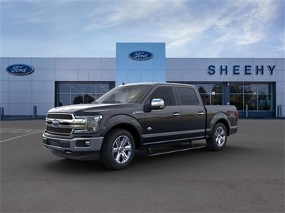 2020 F-150 SuperCrew Cab 4x4, Pickup #YA77752 - photo 3