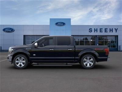 2020 F-150 SuperCrew Cab 4x4, Pickup #YA77752 - photo 2