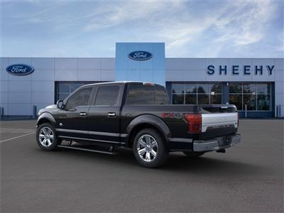 2020 F-150 SuperCrew Cab 4x4, Pickup #YA77752 - photo 4
