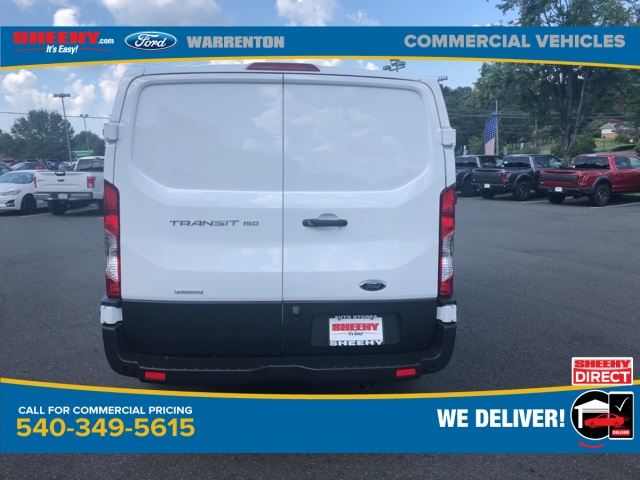 2020 Ford Transit 150 Low Roof RWD, Empty Cargo Van #YA81053 - photo 8