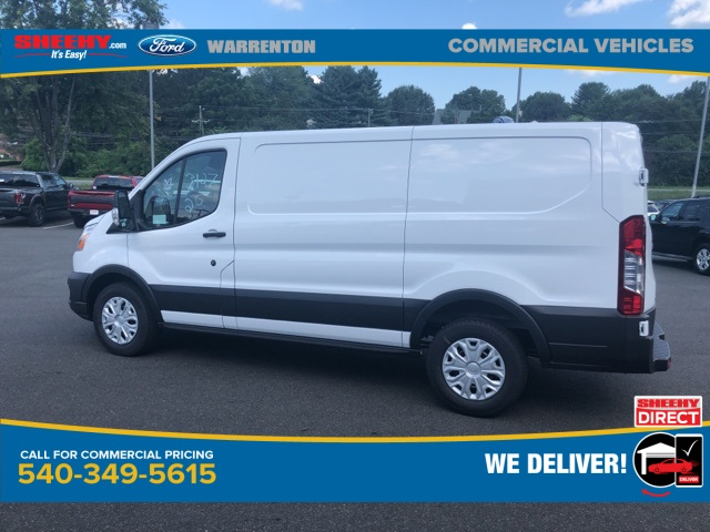 2020 Ford Transit 150 Low Roof RWD, Empty Cargo Van #YA81053 - photo 9