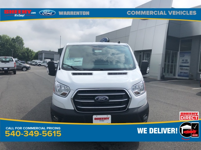 2020 Ford Transit 150 Low Roof RWD, Empty Cargo Van #YA81054 - photo 3