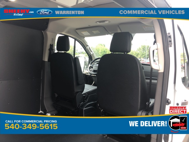 2020 Ford Transit 150 Low Roof RWD, Empty Cargo Van #YA81054 - photo 7