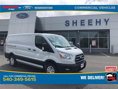2020 Ford Transit 150 Low Roof RWD, Empty Cargo Van #YA81054 - photo 1