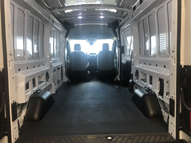 2019 Transit 250 Med Roof 4x2,  Empty Cargo Van #YA81667 - photo 1