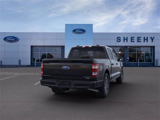 2021 Ford F-150 SuperCrew Cab 4x4, Pickup #YA83290 - photo 2
