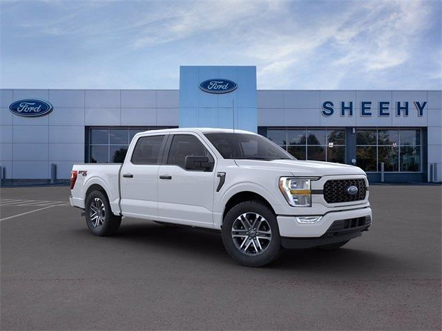 2021 Ford F-150 SuperCrew Cab 4x4, Pickup #YA83291 - photo 1