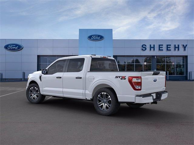 2021 Ford F-150 SuperCrew Cab 4x4, Pickup #YA83291 - photo 7
