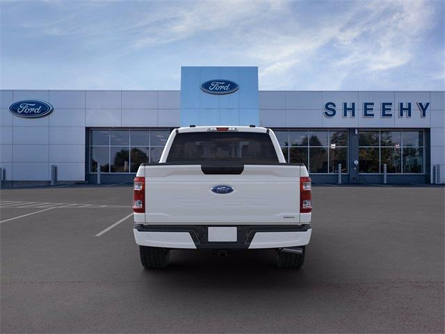 2021 Ford F-150 SuperCrew Cab 4x4, Pickup #YA83291 - photo 8